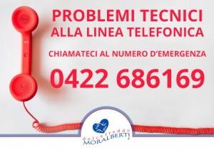 problemi-tecnici-linea-telefonica-dolcefreddo-moralberti-pasticceria-artigianale-italiana